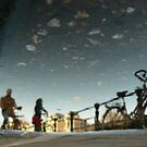 Reflections of Amsterdam - Blauwbrug by AmsterSam