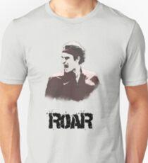 Roger Federer - ROAR Unisex T-Shirt