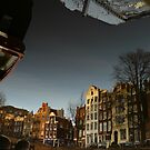 Reflections of Amsterdam - The Boat by AmsterSam