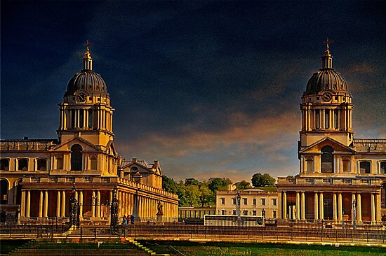 Greenwich, UK by LudaNayvelt
