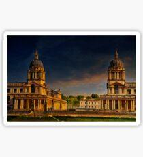Greenwich, UK Sticker