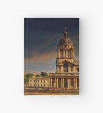 Greenwich, UK Hardcover Journal