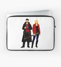 Captain Swan Laptop Sleeve
