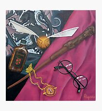 A Wizard's Tools Photographic Print