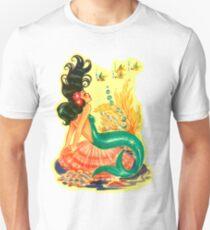 Camiseta unisex Sirena