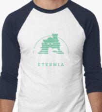 The Magical World of Eternia Men's Baseball ¾ T-Shirt