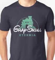 The Magical World of Eternia Slim Fit T-Shirt