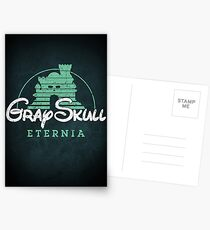 The Magical World of Eternia Postcards