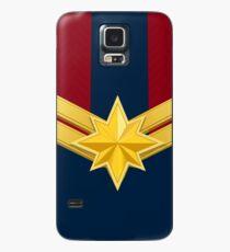 Das neue Captain Logo Hülle & Skin für Samsung Galaxy