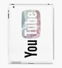 Pastel Sky YouTube Logo iPad Case/Skin