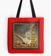 London life Tote Bag