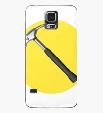 captain hammer symbol Case/Skin for Samsung Galaxy