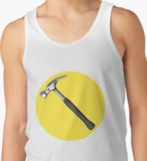 captain hammer symbol Tank Top