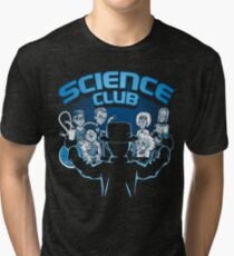 Science Club Tri-blend T-Shirt