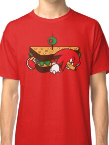 KNUCKLES SANDWICH Classic T-Shirt