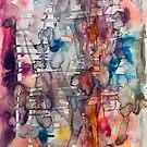 chaotische Struktur von Marianna Tankelevich