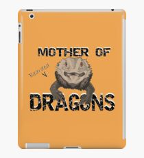 Mother of Bearded Dragons iPad Case/Skin