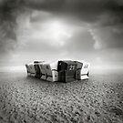 Sand II by Michał Giedrojć