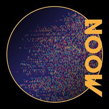Moon by MrTeeTime