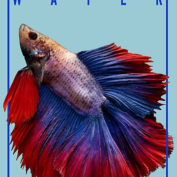 Fish needs water by MrTeeTime