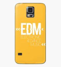 Funda/vinilo para Samsung Galaxy EDM passion