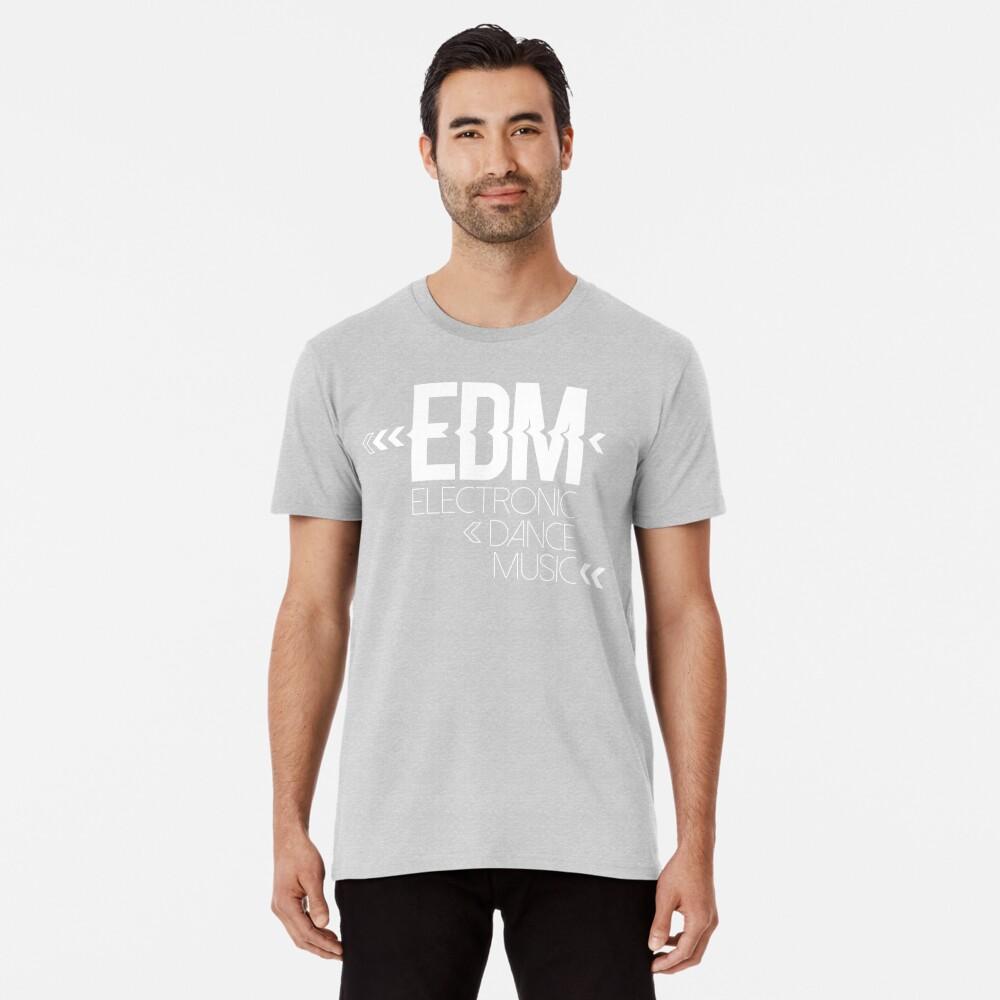 EDM passion Camiseta premium