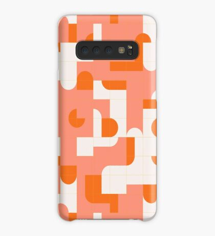 Puzzle Tiles #redbubble #pattern Case/Skin for Samsung Galaxy