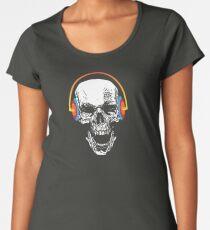 Music Lover Premium Scoop T-Shirt