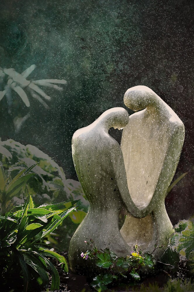 The Lovers by Gary Murison