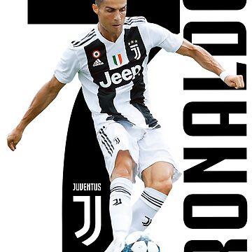Cristiano Ronaldo-Juventus-cr7-2019 de storebycaste