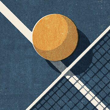 BALLS / Table Tennis by danielcoulmann
