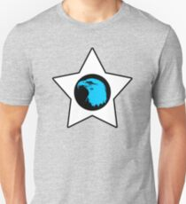 Bald Eagle (Blue) T-Shirt T-Shirt