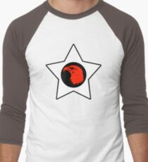 Bald Eagle (Red) T-Shirt T-Shirt