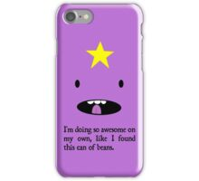 "LSP - ""So awesome on my own"" iPhone Case/Skin"