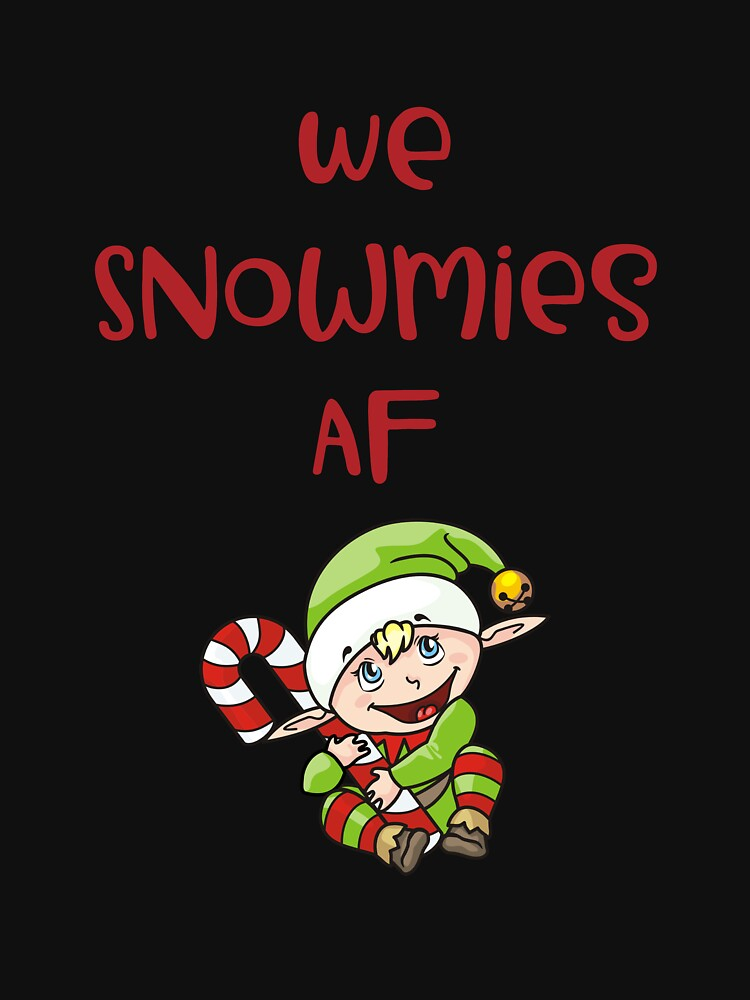 We Snowmies AF by 64thMixUp