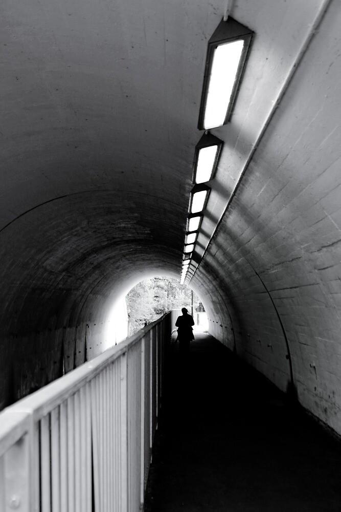 Tunnel Figure by Richard Pitman