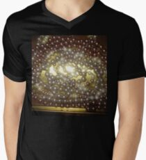pearls Men's V-Neck T-Shirt