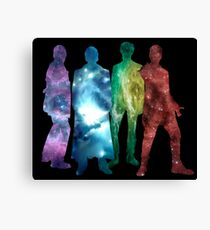 New Who Canvas Print