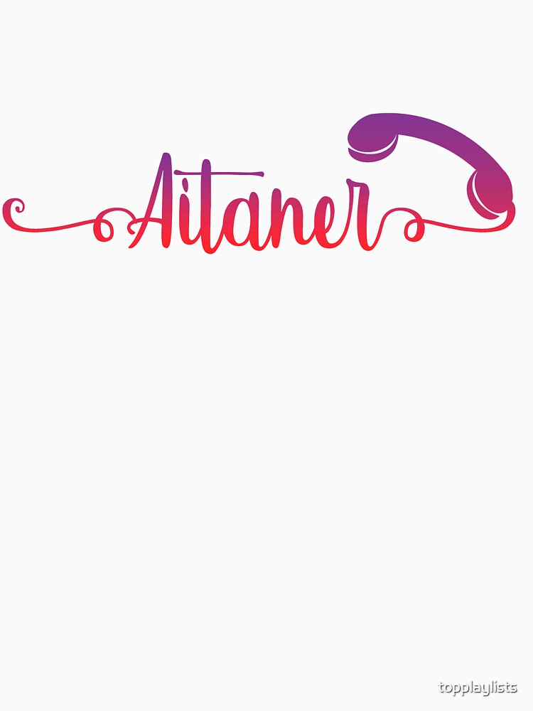 AITANER de topplaylists