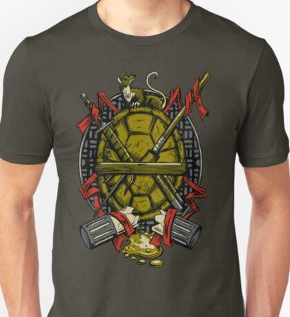 Turtle Family Crest T-Shirt