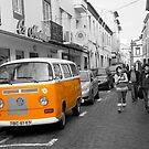 Classic van by Gaspar Avila