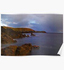 Silwick,Shetland Islands Poster