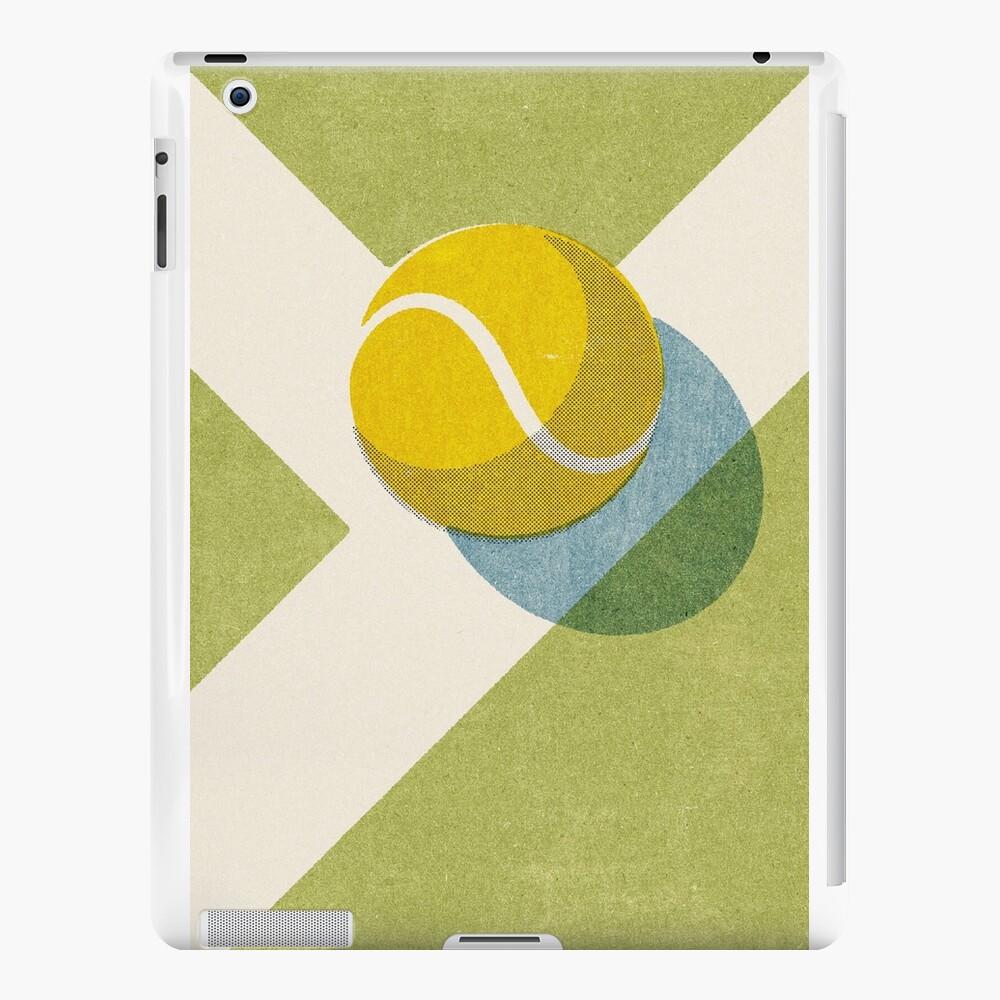 BALLS / Tennis (Grass Court) iPad Cases & Skins
