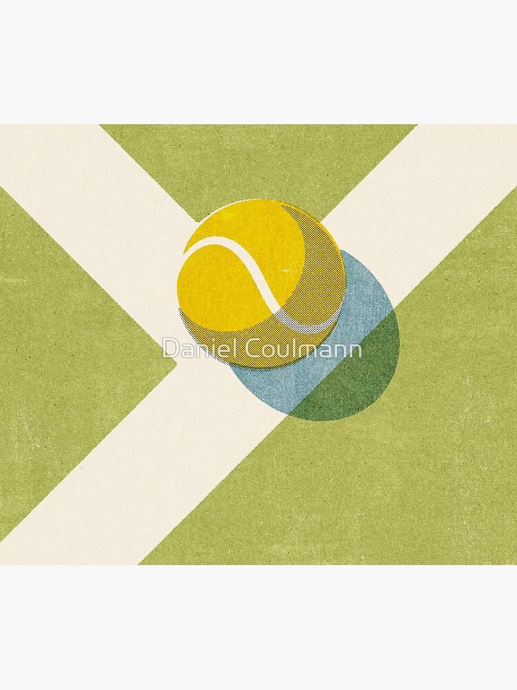 BALLS / Tennis (Grass Court) von danielcoulmann