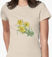 """Daffodils """"t"""" T-Shirt"""
