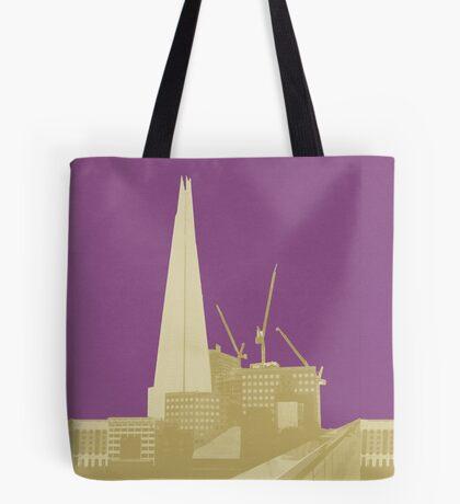 London Fruit Pop Series - Plum Shard Tote Bag