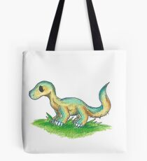 Little Apatosaurus Hatchling Tote Bag