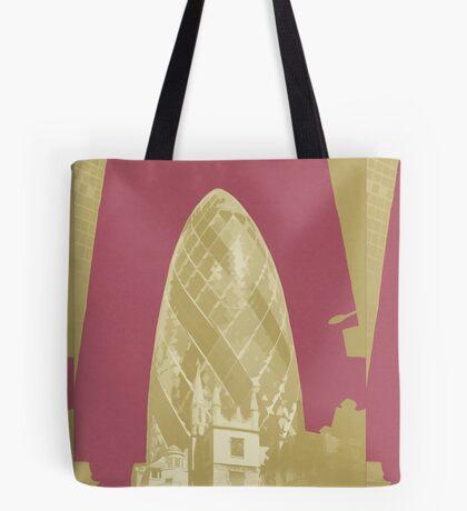 London Fruit Pop Series - Raspberry Pickle Tote Bag