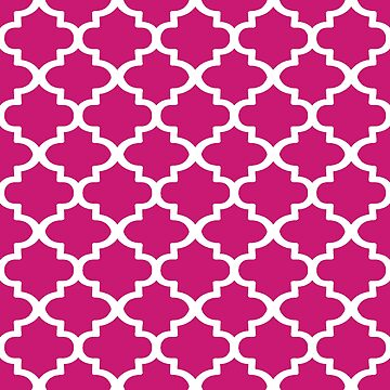 Arabesque Architecture Lattice Pattern by taiche