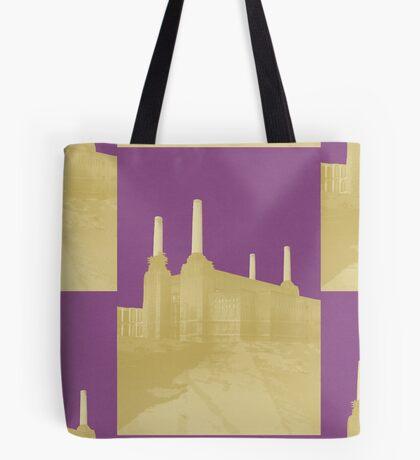 London Fruit Pop Series - Plum Power Tote Bag